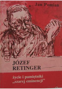 Józef Retinger  - życie i pamiętniki szarej eminencji