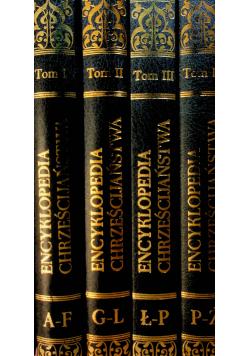 Encyklopedia Chrześcijaństwa 4 tomy