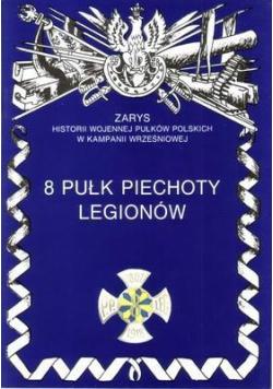 8 pułk piechoty legionów