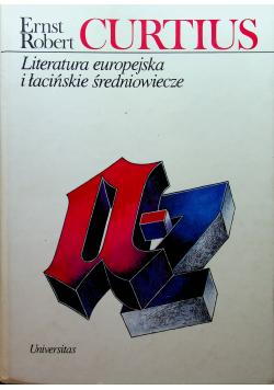 Literatura europejska i łacińskie średniowiecze