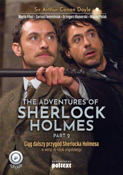 The Adventures of Sherlock Holmes part 2 wersja do nauki angielskiego