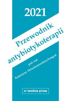 Przewodnik antybiotykoterapii