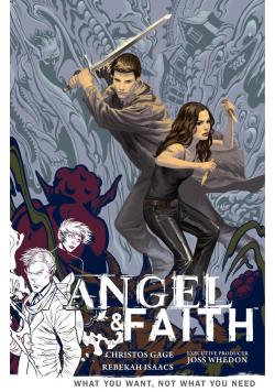 Angel & Faith season 9 volume 5