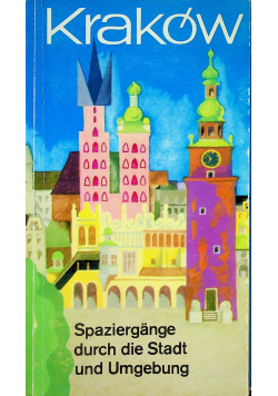 Kraków Spaziergange durch die Stadt und Umgebung