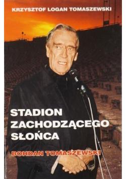 Stadion zachodzącego słońca