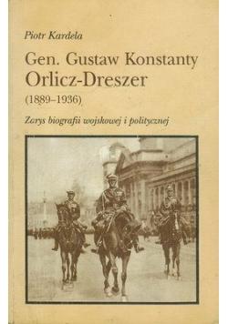 Gen Gustaw Konstanty Orlicz Dreszer