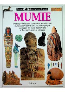 Mumie patrzę podziwiam poznaję