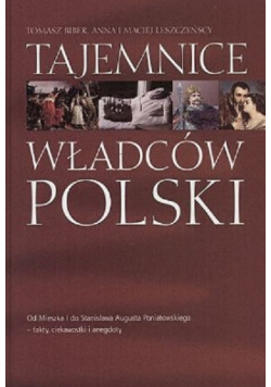 Tajemnice władców polski