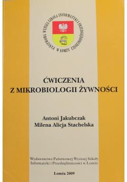 Ćwiczenia z mikrobiologii żywności