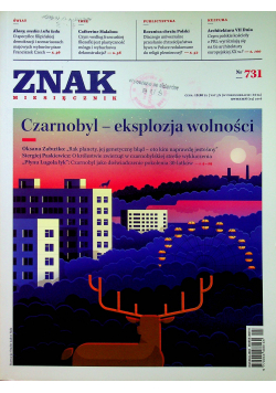 Znak miesięcznik nr 731