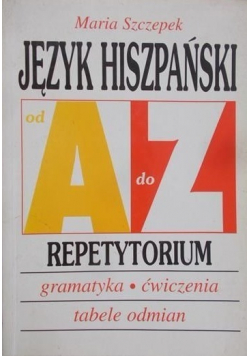 Język hiszpański od A do Z  Repetytorium