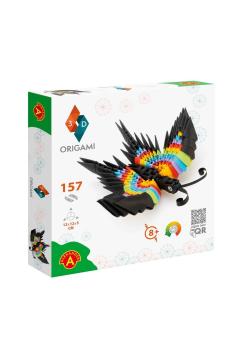 Origami 3D - Motyl ALEX