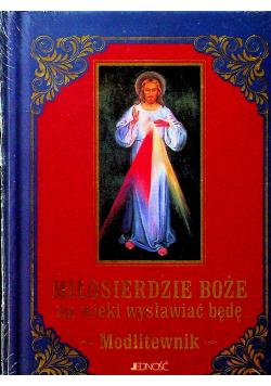 Miłosierdzie Boże na wieki Modlitewnik NOWA