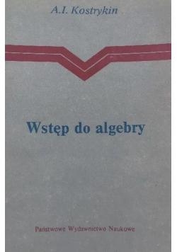 Wstęp do algebry