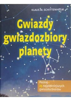 Gwiazdy gwiazdozbiory planety