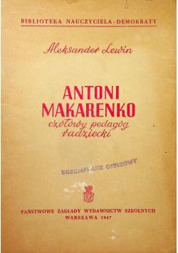 Antoni Makarenko 1947 r.