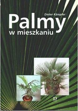 Palmy w Mieszkaniu