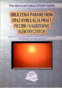 Obliczenia parametrów oraz symulacja pracy pieców i nagrzewnic elektrycznych