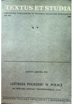 Liturgia pogrzebu w Polsce