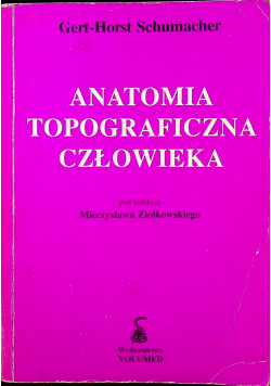 Anatomia Topograficzna człowieka