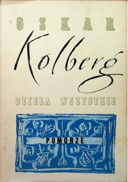Kolberg dzieła wszystkie tom 39
