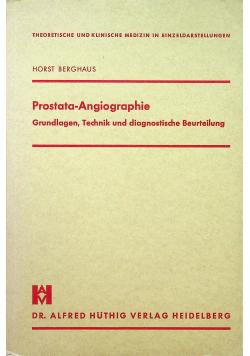 Prostata Angiographie