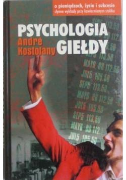 Psychologia giełdy