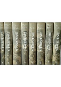 Shakespeare Dzieła wszystkie 8 tomów