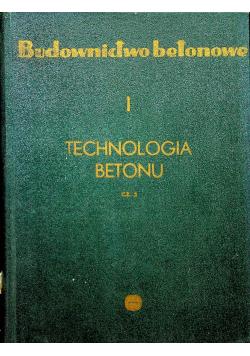 Technologia betonu Część 2