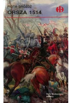 Orsza 1514 Historyczne Bitwy
