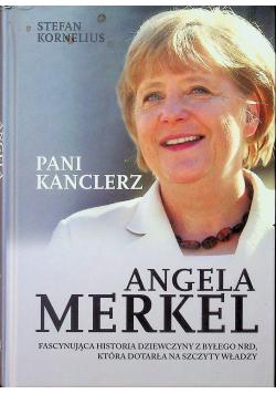 Angela Merkel. Pani kanclerz