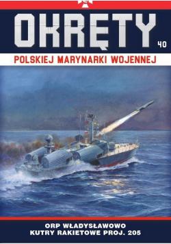 Okręty Polskiej Marynarki Wojennej T.40