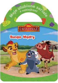 Disney Junior Lwia Straż. Bunga Mądry