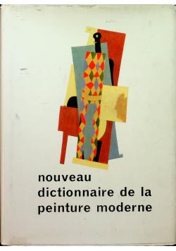 Nouveau dictionaire de la peinture moderne