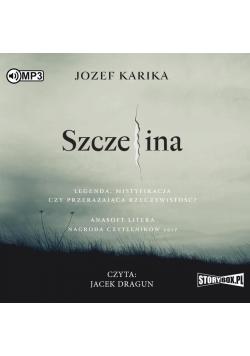 Szczelina audiobook
