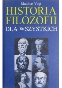 Historia filozofii dla wszystkich
