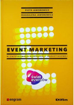Event marketing w zintegrowanej komunikacji