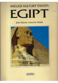 Wielkie kultury świata Egipt