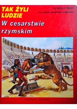 W cesarstwie rzymskim