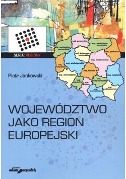 Województwo jako region europejski