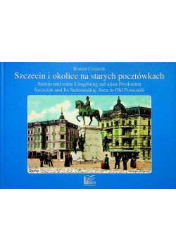 Szczecin i okolice na starych pocztówkach