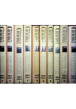 Druga Wojna Światowa 10 tomów