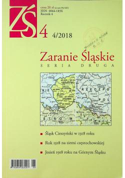 Zaranie śląskie Rocznik 24