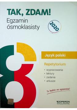 Język polski Repetytorium Egzamin ósmoklasisty