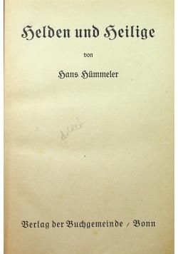 Helden und Heilige 1920 r