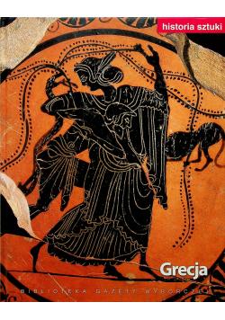 Historia sztuki Grecja