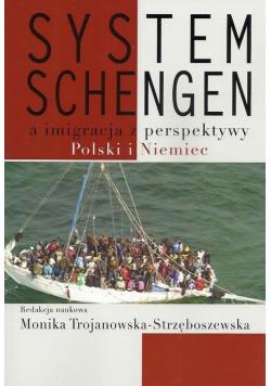 System Schengen a imigracja z perspektywy Polski..