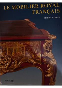 Le Mobilier Royal Francais IV