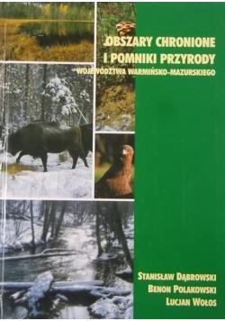 Obszary chronione i pomniki przyrody województwa warmińsko-mazurskiego