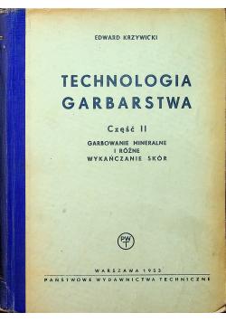 Technologia grabarstwa część II